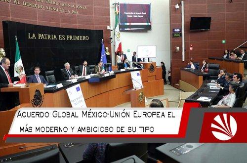 Mexico-Unión europea